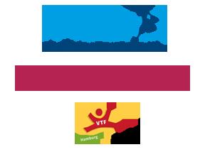 Logos FASZIO®, Somatics Academy, Verband für Turnen und Freizeit Hamburg