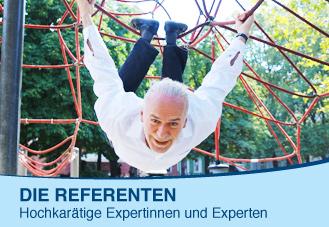 Button Die Refferenten der Faszien Convention 2019 in Hamburg